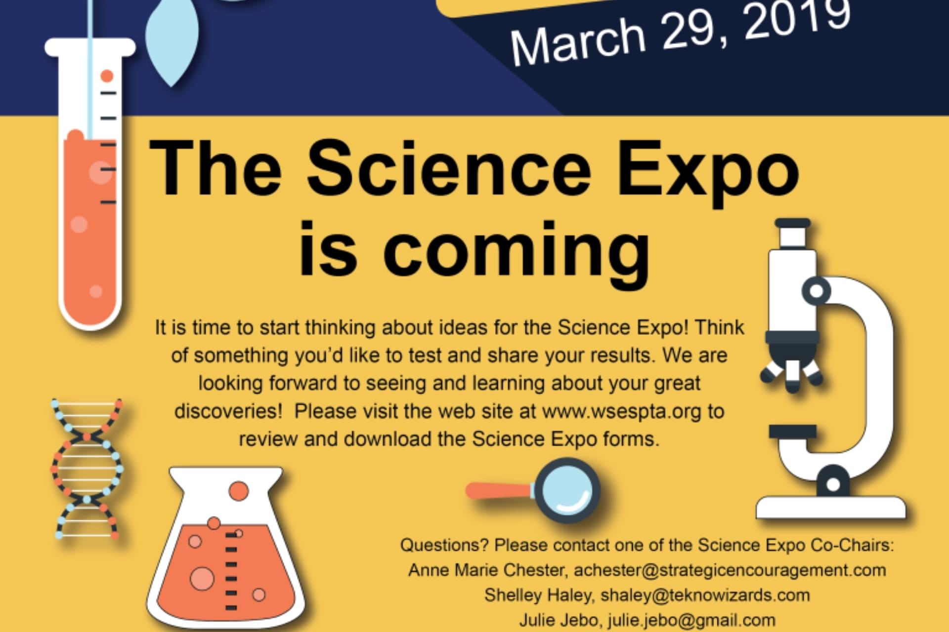 Science Expo march2019